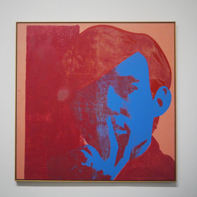 Andy Warhol - Self-Portrait (1967)