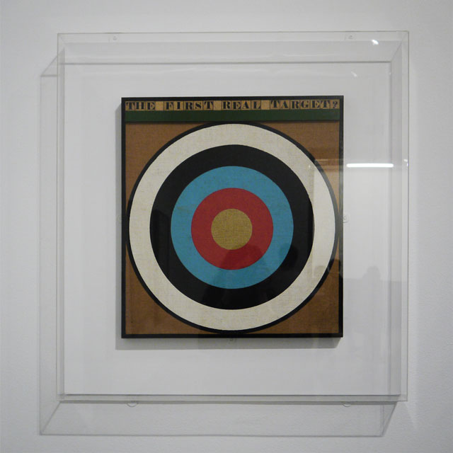 Peter Blake - The First Real Target (1961)