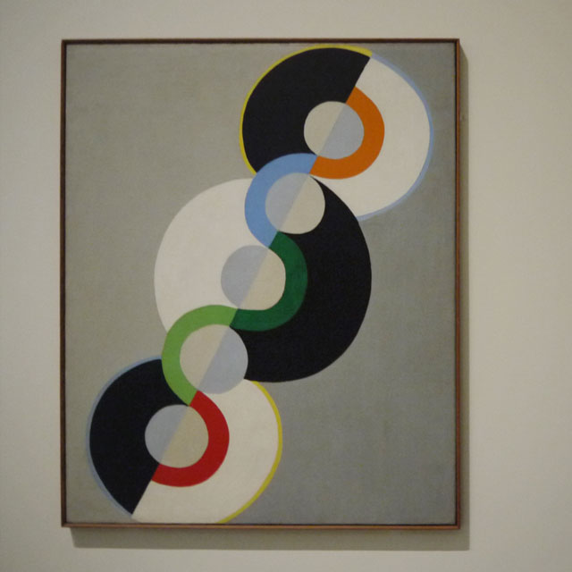Robert Delaunay - Endless Rythm (1934)