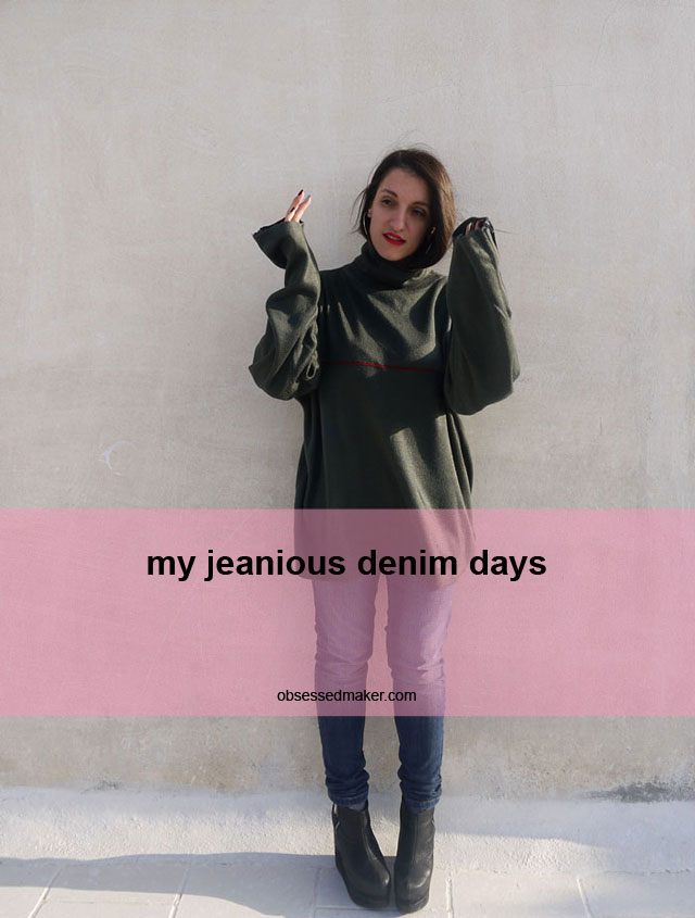 jeanious denim days