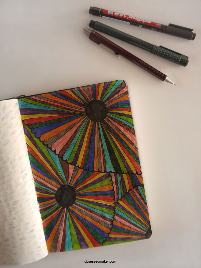 doodle everyday - week two - day two