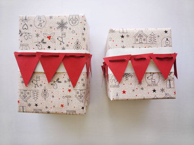diy Christmas gifts wrapping ideas