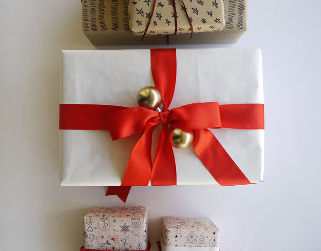 diy Christmas gifts wrapping ideas (27)