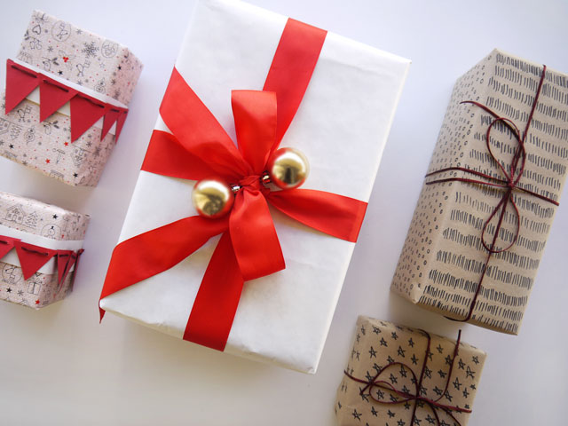 diy Christmas gifts wrapping ideas (24)