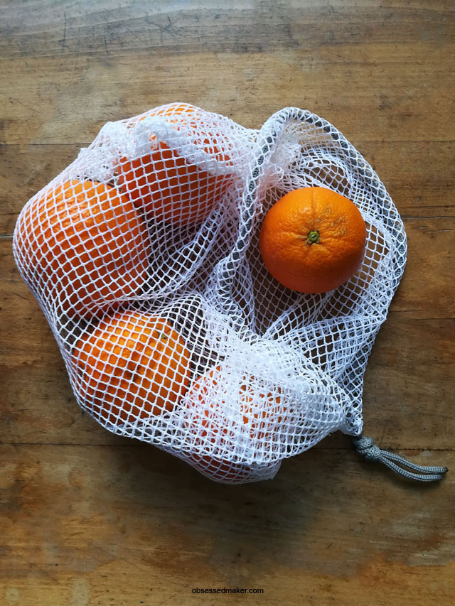 make reusable produce bags