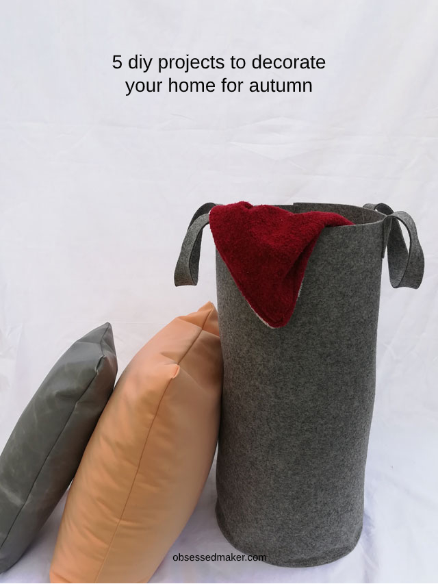 decorate for autumn